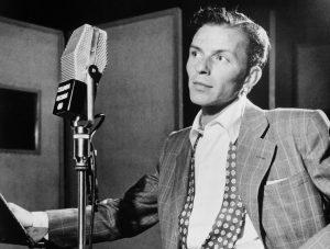 Om Frank Sinatra och The Rat Pack
