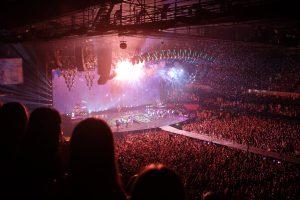 Tidernas största livekonserter i arenor