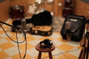 Vad behöver du för att skapa en musikstudio