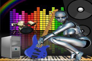 Kan en AI komponera musik av sig själv?